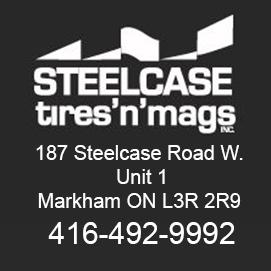 Steelcase Tires N Mags