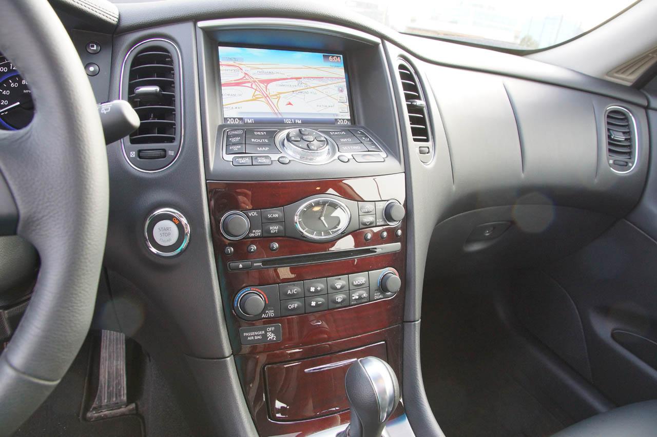 2013 Infiniti EX37 Vs 2013 BMW X1 xDrive35i