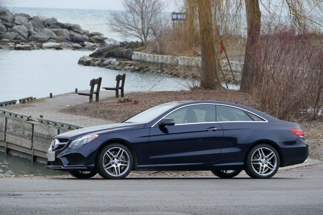 2016 mercedes benz e550 coupe