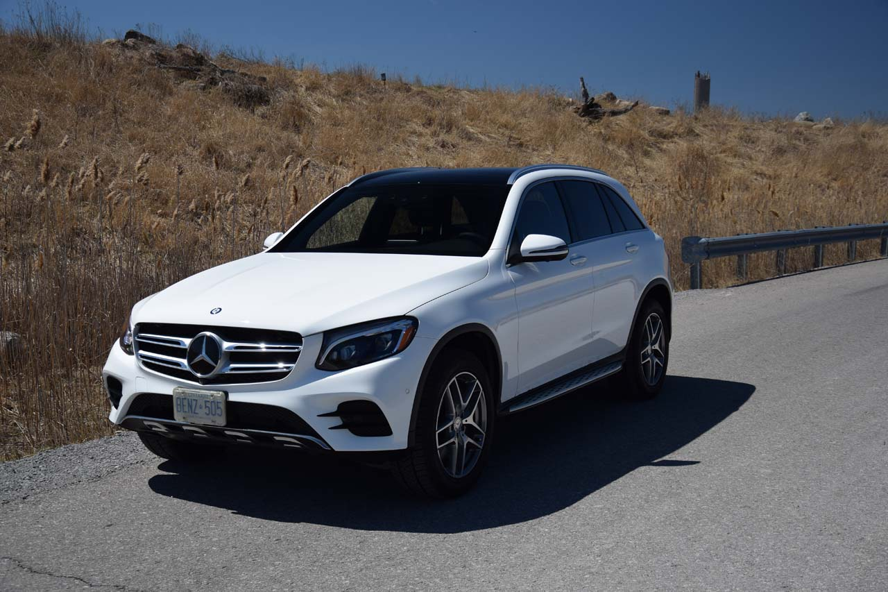 2016 Mercedes Benz GLC 300 4MATIC Video Wwwmotorpressca